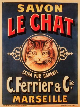 Savon Le Chat