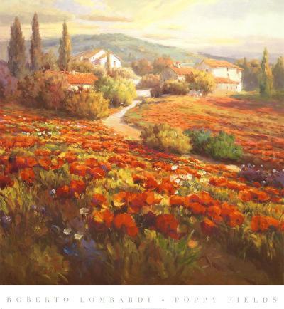 Red Poppy Hill