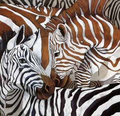 Zebra's Twist