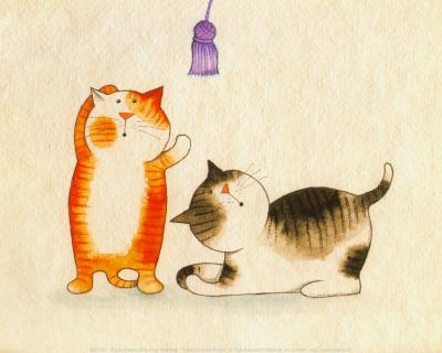 Playful Kittens III
