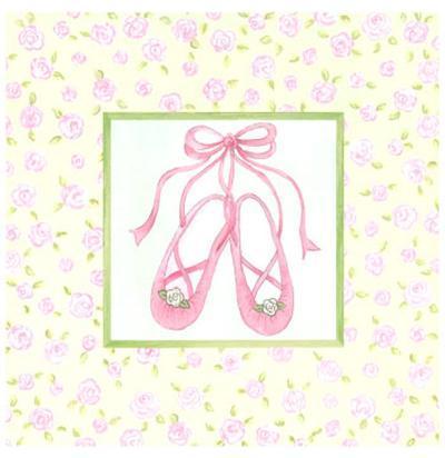 Ballerina I: Toe Shoes