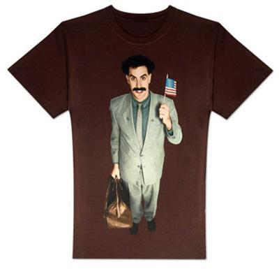 Borat - Standing