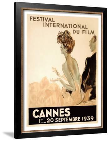 Festival International du Film, Cannes, 1939