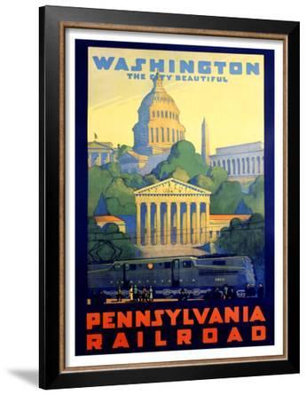Pennsylvania Railroad, Washington D.C.