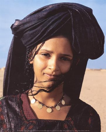 Young Berber Girl