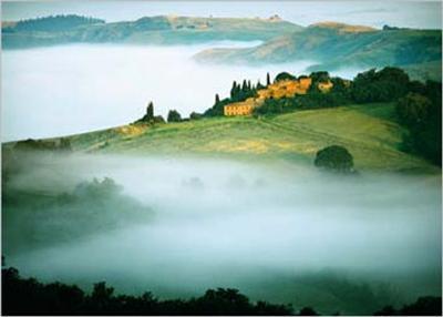 Dorcia Valley, Tuscany