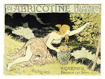 Abricotine Liqueur