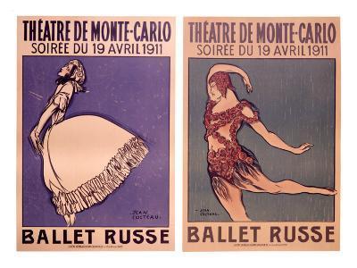 Theatre de Monte Carlo, Ballet Russe