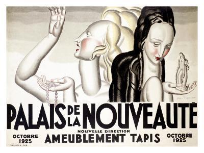 Palais de la Nouveaute, 1925