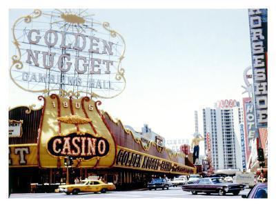Las Vegas, Golden Nugget Casino