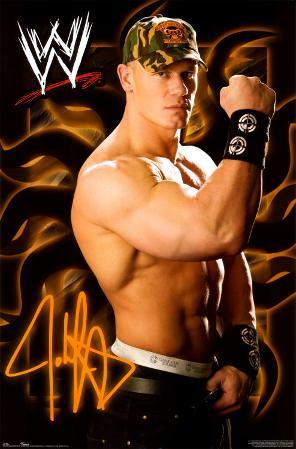 WWE- Cena