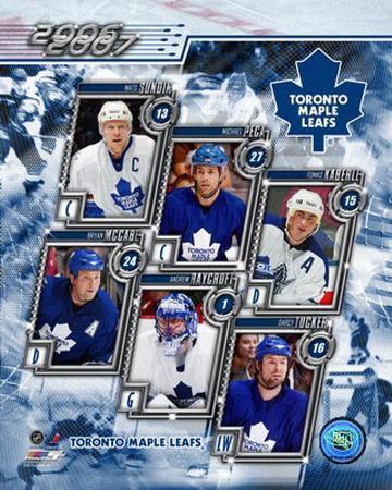 2006 - 2007 Maple Leafs Team