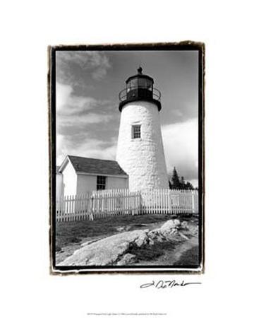Pemaquid Point Light, Maine I
