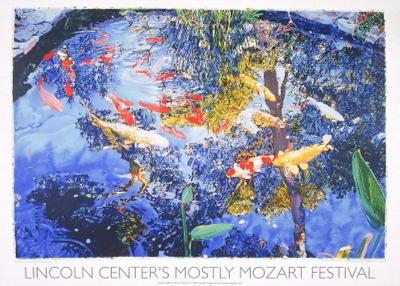 Pond with Goldfish, 2004