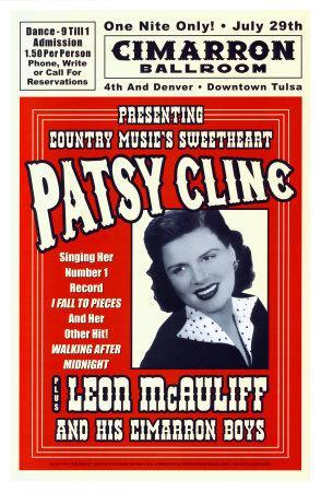 Patsy Cline in Concert, 1961