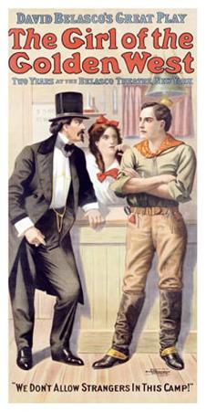 Girl of the Golden West