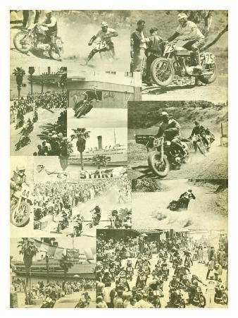 1956 Catalina Grand Prix MX Poster