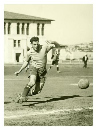 Swiss Ac Rovers Soccer Player Poster