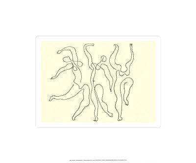 Trois Danseuses, c.1924