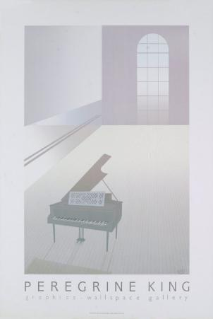 Wallspace with Piano, 1984