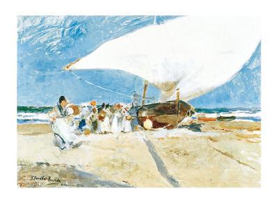 Barcas y Grupos de Pescadores En Valencia