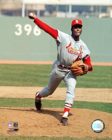 MLB Bob Gibson