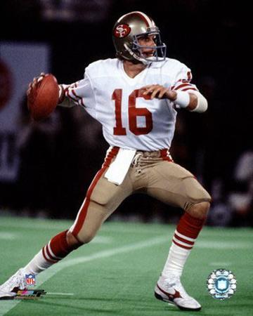 NFL Joe Montana