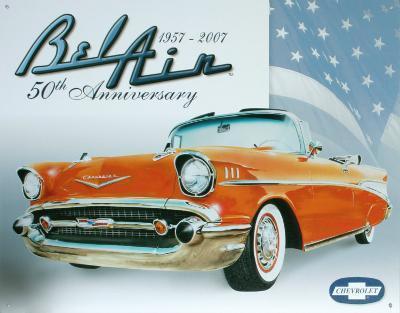 Chevy Bel Air 50th