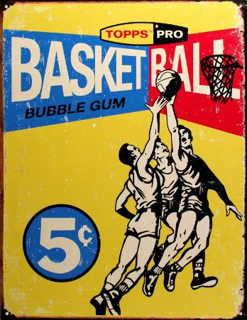Topps Basketball 1957