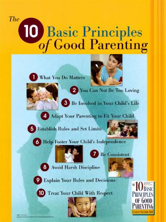 10 Principles Of Parenting