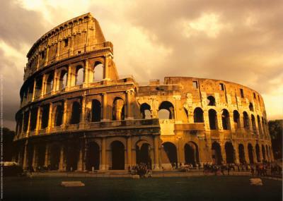 Archivio Roma, Il Colosseo
