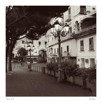 Strada, Amalfi