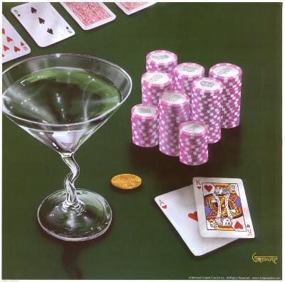 Poker Chips Big Slick