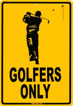 Golfers Only
