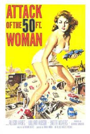Attack Of The Fifty Foot Woman (The)