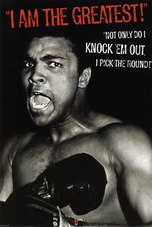 Muhammad Ali- I Am The Greatest