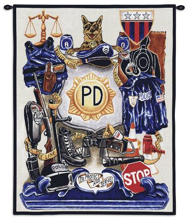 Policeman's Pride