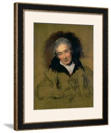 Portrait of William Wilberforce (1759-1833) 1828