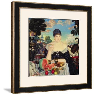 The Merchant's Wife at Tea, 1918