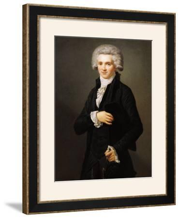 Maximilien De Robespierre (1758-94) 1791