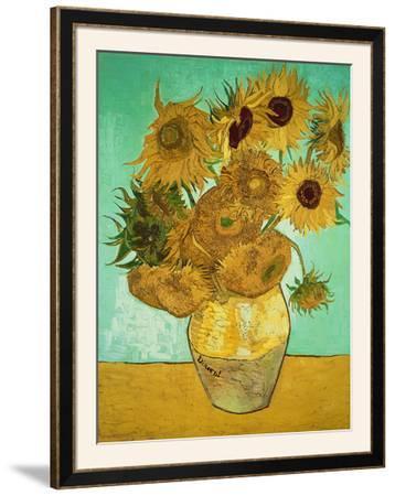 Sunflowers, 1888