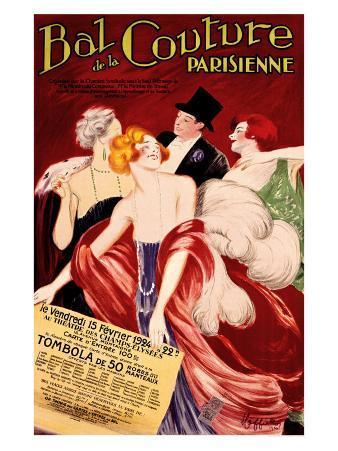 Bal de la Couture Parisienne