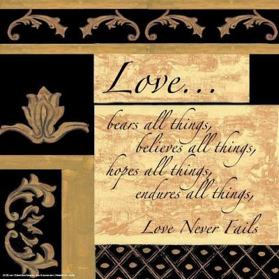 Words to Live By: Love