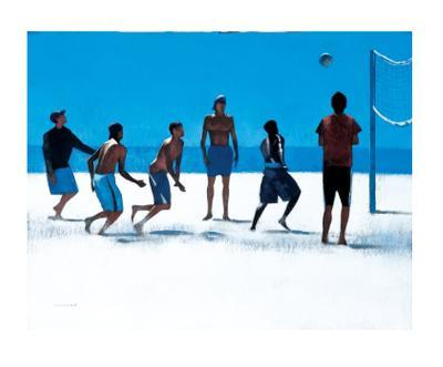 Volley Ball, Venice Beach
