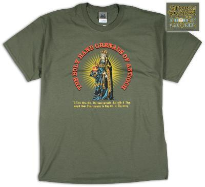 Monty Python - The Holy Hand Grenade of Antioch