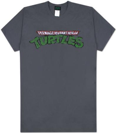 Teenage Mutant Ninja Turtles - Vintage Logo