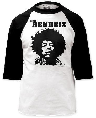 BB Jersey: Jimi Hendrix