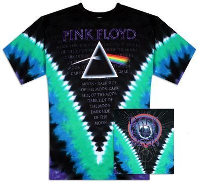Pink Floyd - Dark Side V-Dye