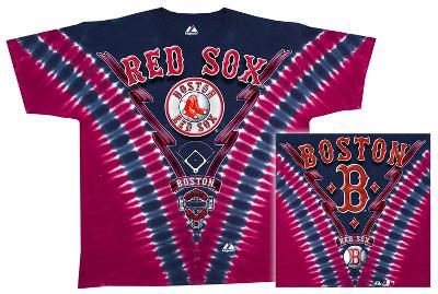 MLB: Red Sox V-Dye