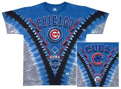MLB: Cubs V-Dye